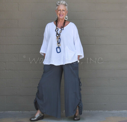 Ruched 2017 1x Pant Lava 2 1 3x 2x 3 Watersister xl m Farver Bomuldsgas l qStngg