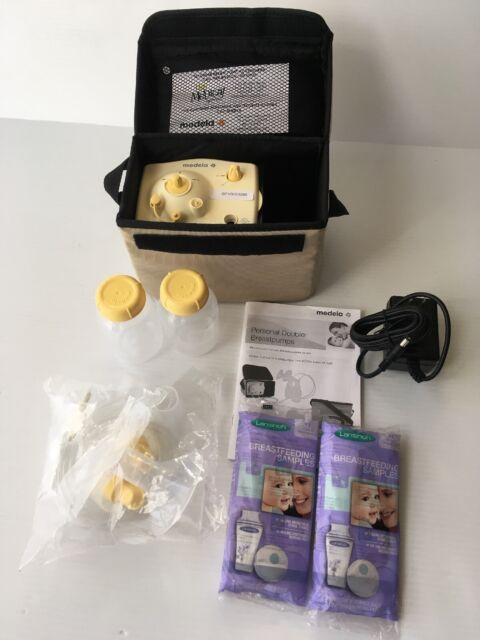 Medela Personal Double Breastpump Breast Pump 57038 Package Lot