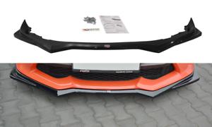 Front Splitter Ver.2 Toyota Gt86 Facelift (2017-up)-afficher Le Titre D'origine 1ewh5e3t-07224809-805210945