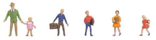 Schulkinder mit Lehrer 1:87 150917 Faller Figuren Miniaturwelten H0 Art