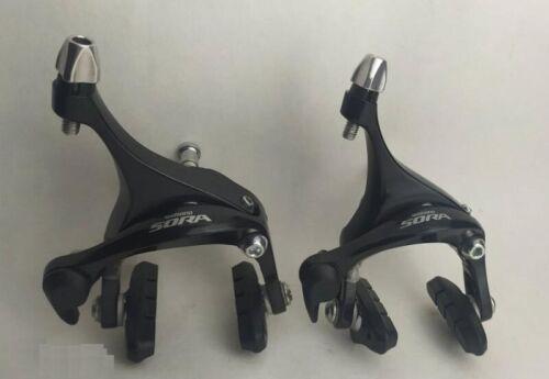 Shimano Brake Caliper Set SORA BR-3500 Front Rear Rim Brakes For Road Bike
