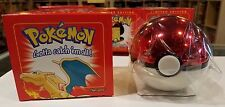 Burger King Pokemon Pokeball CHARIZARD 23K Gold-Plated Trading Card LE