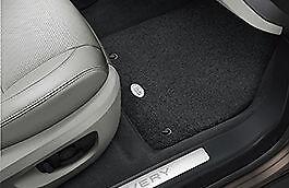 Land Rover Discovery Sport VPLCS0283PVJ Premium Carpet Mat Set RHD in Ebony