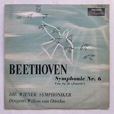 BEETHOVEN Symphonie N°6 Die wiener symphoniker WILLEM VAN OTTERLOO A 00176 L