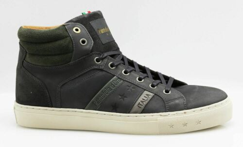 Pantofola D 'oro zapatos casual sneakers monza mid Dark Shadow (2) talla 43