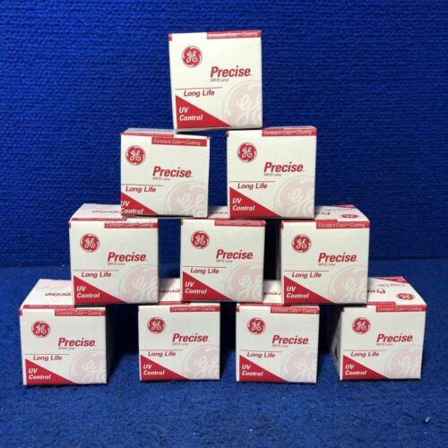 LOT OF 10 GE EYC 20840 Q71MR16C//FL40 12V 71W HALOGEN LAMP NEW OPEN BOX