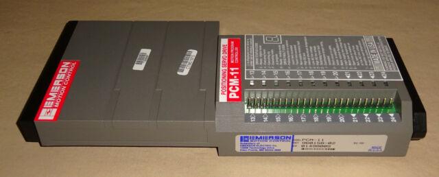 EMERSON PCM-11 Application Module for FX series drives 230V AC 12 I//O Qty