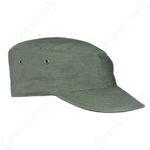 Details about US Olive Green BDU CAP All Sizes American Army Style Field Hat  Ripstop Military b8e4e93f8e5