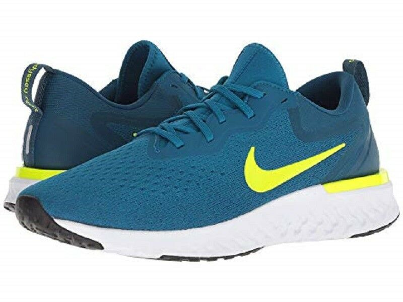 NIKE ODYSSEY REACT GREEN ABYSS VOLT-blueeR FORCE AO9819-302 SNEAKER MEN SHOES S-B