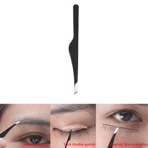 Eyelash-Tweezers-Steel-Slant-Eyebrow-Tweezer-Plucking-Grafting-False-Eyelas-I4