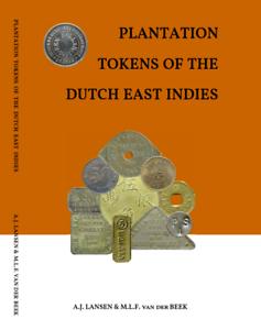 Catalogus plantagegeld Nederlands Indië 4e verbeterde editie plantation tokens