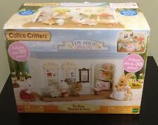 Calico Critters Sylvanian Families TOY SHOP Epoch - NEW!
