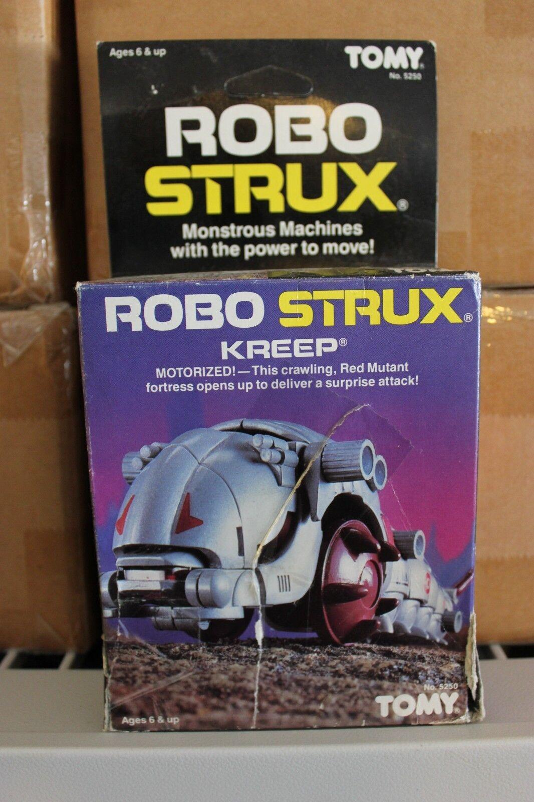 Zoids Robostrux Robostrux Robostrux Kreep - Mint in Box 53943c