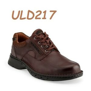 Image is loading Clarks-Men-039-s-Unstructured-Shoes-Un-Bend-