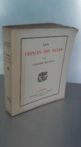 Las Princes Las Nubes Charles Maurras Jules Furet 1928 París Pin Buen Estado