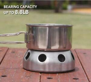 Portable-SS-Mini-Alcohol-Stove-Burner-Outdoor-Camping-Backpacking-Picnic-BBQ