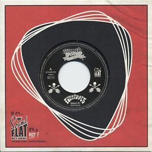 THE-FUZZTONES-THE-EMBROOKS-Ward-81-I-Need-You-ltd-vinyl-7-034-garage-punk-Kinks
