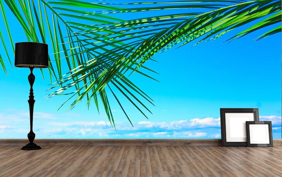 3D Blauer Himmel  Blätter  84 Tapete Wandgemälde Tapete Tapeten Bild Familie DE  | Verkauf  | Neuer Eintrag  | Luxus
