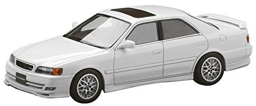 Mark43 1 43 Toyota Chaser Tourer V JZX100 Late Model Sports Wheel Super blanc