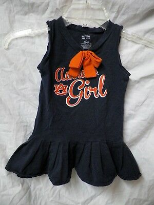 NCAA Licensed University of Michigan Wolverines Toddler Girl Dress 3T New