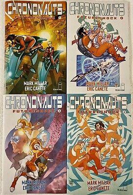 MR CVR A FERRY OF 4 CHRONONAUTS FUTURESHOCK #1