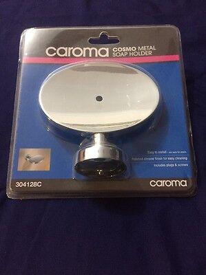 Caroma Cosmo Metal Soap Holder 304128C