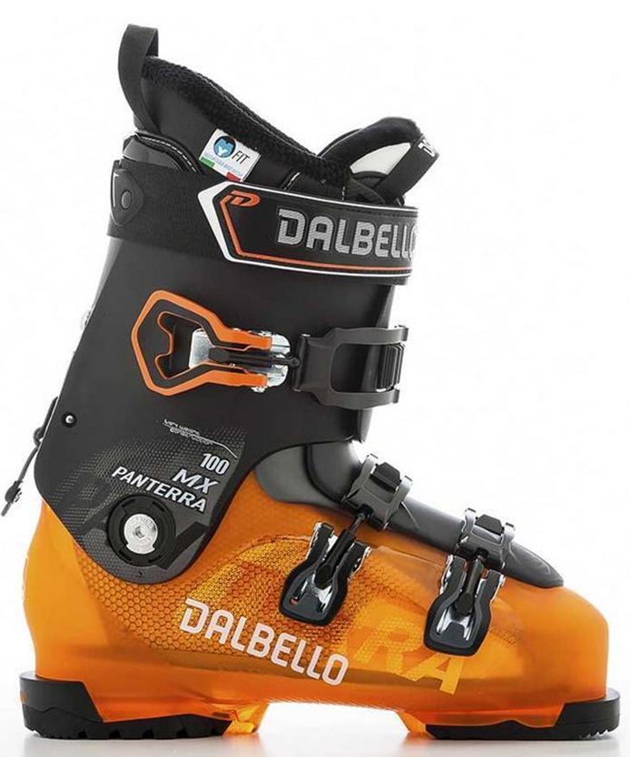 Dalbello Panterra MX 100 snow ski boots size 26.5 (CLEARANCE) NEW 2018