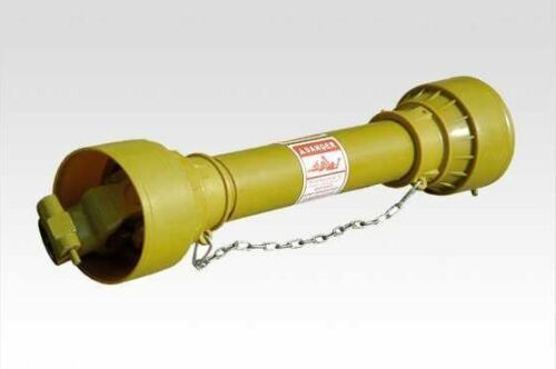 PTO Shaft 100cm With Shear Safety Bolt 10-65HP - Flail/Topper/Finishing Mowers