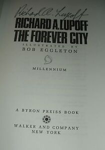Signed-First-Edition-in-Dust-Jacket-of-The-Forever-War-by-Richard-A-Lupoff