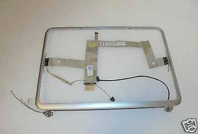 """New Dell XPS 12 Laptop 12/"""" Convertible LCD Back Frame w// Hinges GM18J Cable"""