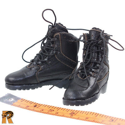 for Feet Boots Snow Leopard Commando - 1//6 Scale Flagset Action Figures