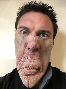 Funny pictures of man with no teeth