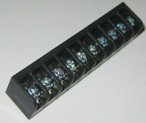 10-Position-Single-Screw-Tri-Barrier-Terminal-Block-25-Spacing-150-V-10-A