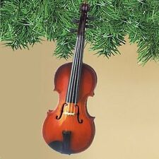 Ornaments Steel String Miniature Violin Hanging Holiday Tree ...