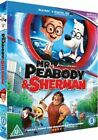 Mr. Peabody and Sherman 5039036067799 Blu-ray 3d Edition UltraViolet Copy