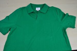 Band-of-Outsiders-Green-Short-Sleeve-Polo-Shirt-Sz-4-XL
