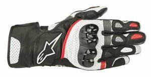 Alpinestars-SP-2-V2-Handschuh-Fb-sw-ws-rt-Gr-2XL-Ausstellstk-UVP119-95