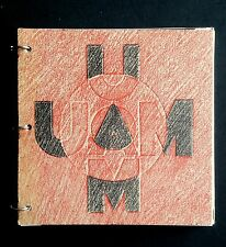 UAM Furniture | Exhibition Catalogue Galerie de Vos Paris | Modernist Art Deco