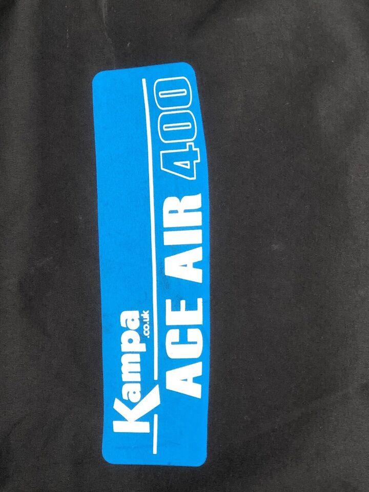 Fortelt, Kampa Air 400, a-mål: 400