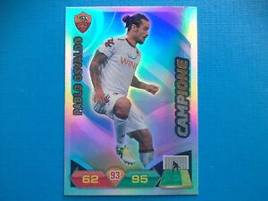 Panini-Calciatori-Adrenalyn-2012-13-2013-n-296-Pablo-Osvaldo-Roma-CAMPIONE