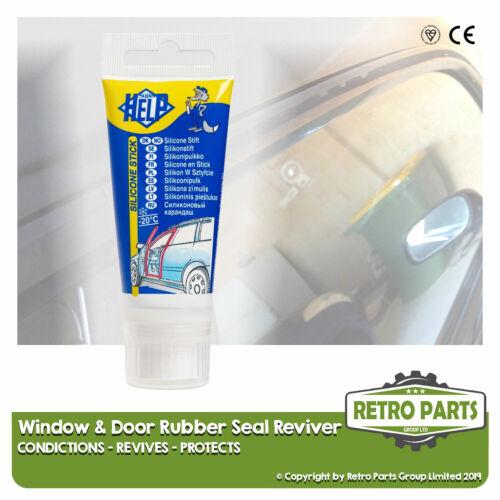 Finestra Porta Boot guarnizione Restauratore Rubber Trim Reviver Protettore Per Vauxhall
