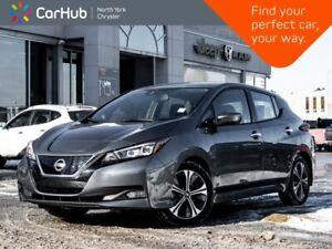 2019 Nissan Leaf SV Heated Seats & Wheel Navigation Backup Camera Bluetooth
