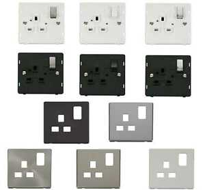 Definity-Screwless-1-Gang-13A-Switched-Sockets