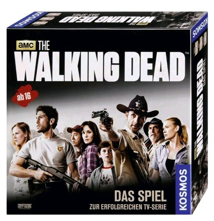 -The Gesellschaftsspiel Walking Dead • KOSMOS Gesellschaftsspiel -The b51fb2