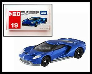 Image Is Loading Tomica  Ford Gt Concept Car