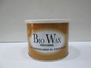 """BIO WAX"" 12 PEZZI CERA DEPILATORIA LIPOSOLUBILE PROFESSIONALE CIOCCOLATO 400ml - Italia - ""BIO WAX"" 12 PEZZI CERA DEPILATORIA LIPOSOLUBILE PROFESSIONALE CIOCCOLATO 400ml - Italia"
