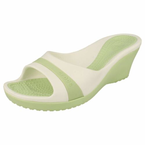 Ladies Crocs Wedge Sandal /'Sassari/'