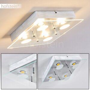 decken leuchten luxus led flur dielen lampen wohn schlaf zimmer beleuchtung glas ebay. Black Bedroom Furniture Sets. Home Design Ideas