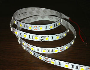 2m-Tira-LED-5050-SMD-Luz-Blanca-Fria-60-Led-12V-Cool-White-Led-Strip