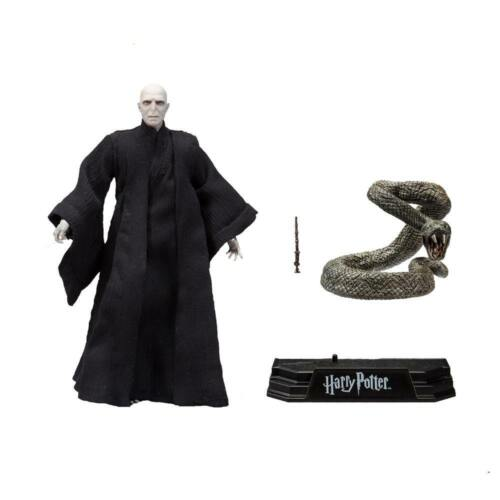"""HARRY POTTER 7/"""" LORD VOLDEMORT ACTION FIGURE MCFARLANE TOYS"""